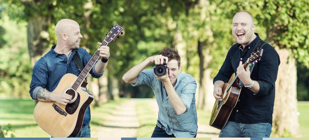 Fotograf og musik
