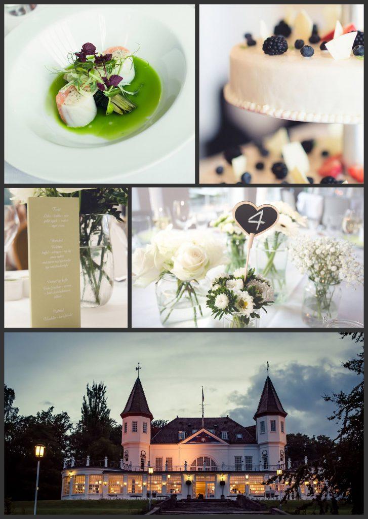 Eksempler på fotografering til en fest